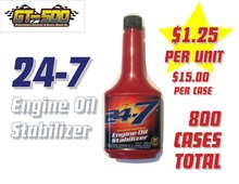 24-7 Advanced Synthetic Engine Oil Stabilizer