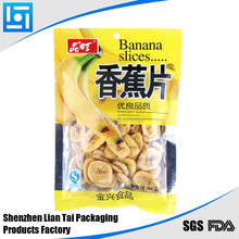 vacuum sealer food packaging plastic bags for peanuts packaging