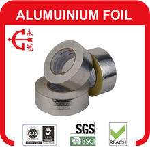 Suitable in electronic and refrigeration fields due Aluminum foil tape