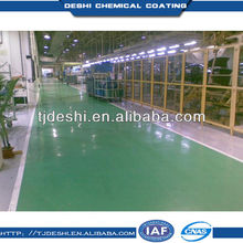 2014 high quality industrial epoxy floor paint