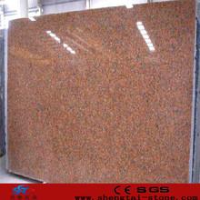 rough raw maple red granite blocks importers