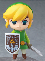 Hot Sale best quality Nintendo figure ,The Legend of Zelda link the wind waker ver figurine