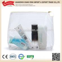 Plastic waterproof brand custom ladies clutch bag