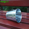 Cans Item Silver Color Small Metal Tin Bucket Without Printing