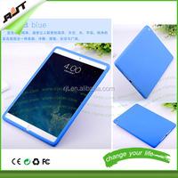 For ipad mini soft rubber case flexible protective cover for ipad mini silicon cases