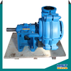 Wear resistant rubber lined pump for slurry