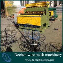 PLC Low-carbon auatics poultry breed mesh welding machine