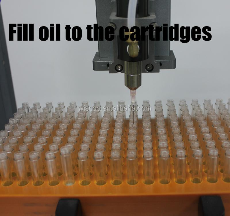 vape cartridge filling machine