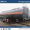 Tri-Axle Stainless Steel Liquid Asphalt Tank Trailer