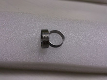 Tungsten alloy ring sample available