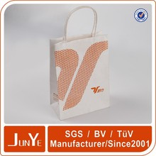 small printed kraft japanese paper bag for milk powder