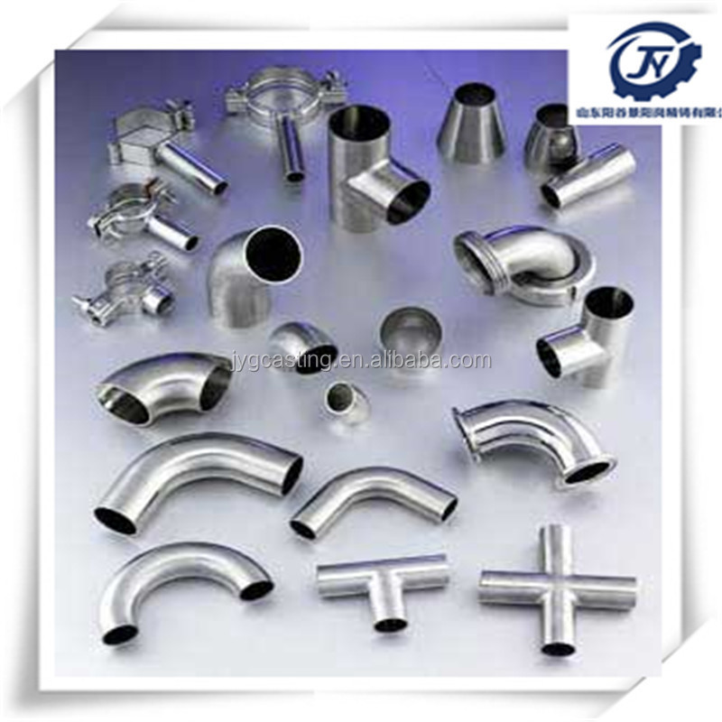 Stainless steel boat rail fittings carbon pipe