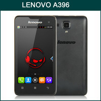 Lenovo A396 Quad Core Android 2.3 3G Smartphone Low Price China Android Mobile Phone
