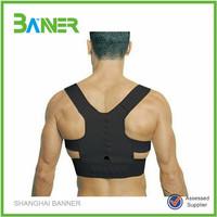 Best Selling Adjustable Super Thin Lower Back Lumbar Support Belt/brace