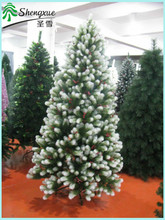 Holiday Living Decorative Artificial Christmas Tree with Pine Cone