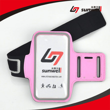 China Manufacturer Customize Gym Running Jogging Mobile Armband Case for iPhone 6