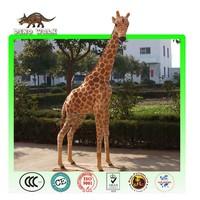 Lifelike Animatronic Emulation Realistic Robotic Giraffe