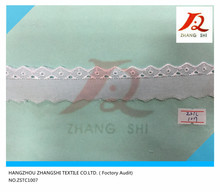 T/C Lace Embroidery Trimming,cheap lace fabric,lace fabric market in dubai