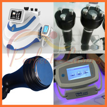 Cooling fat removal machine cryotherapy cavitation rf machine