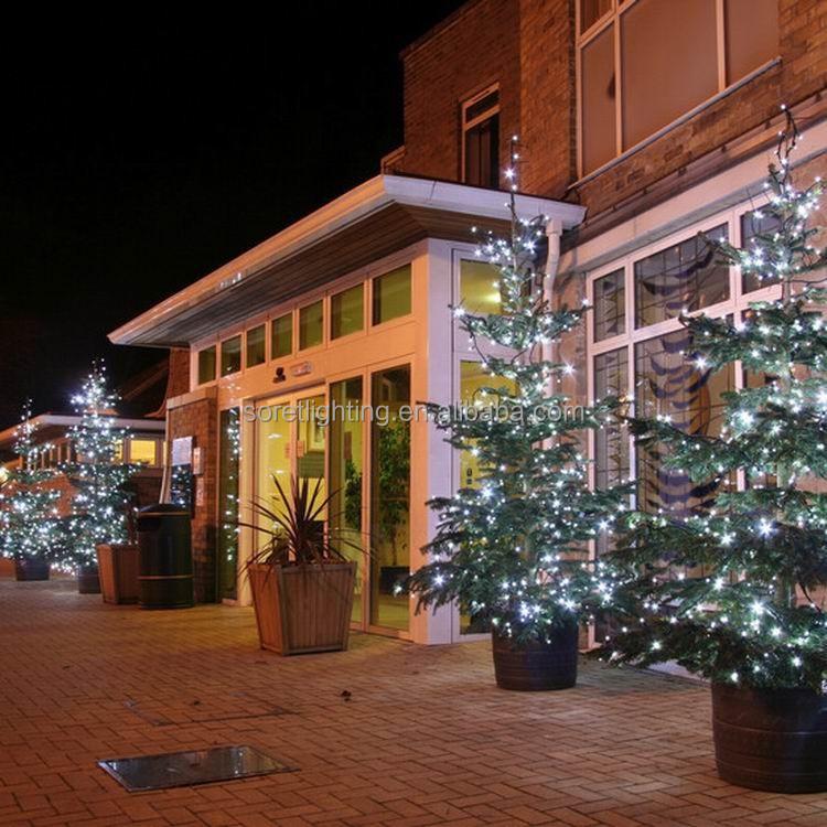 Ip68 украшения сада рождественский клиент настроить из светодиодов фея света строка