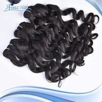 Virgin Brazilian 100% Human Hair Pieces For Black Women