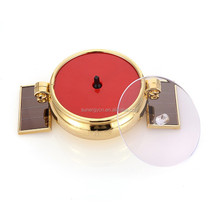 Hot sale bettery powered rotating solar display stand for jewelry and watch cellphones