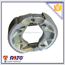 YBR125 motorcycle brake shoes brake parts