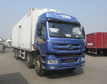 FAW 260hp Horsepower and Diesel Fuel Type commercial trucks and vans for sale