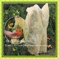 [FACTORY] Nonwoven bag fabric/PP spunbonded nonwoven fabric for agricultural and garden products