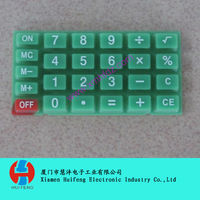 silicone buttons for calculator