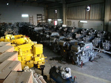 USED MARINE DIESEL ENGINES - YANMAR, MITSUBISHI, CAT ETC.,