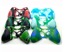 Camouflage Silicone Skin Case Cover for Xbox One Controller