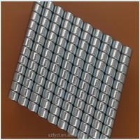 China N52 Large Neodymium Sintered permanent magnet 10x1