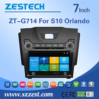 in car audio system for chevrolet orlando car audio with dvd/gps navigation