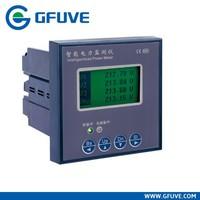High Precision Watt Meter And Power Analyzer digital panel power meter