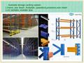 alibaba estante de la plataforma el uso de acero de alta capacidad industrial sistemas de estanterías