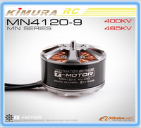 T-motor MN4120 Electric Brushless Motor High Torque Brushless RC Motor for rc drone quadcopter toy part free shipping