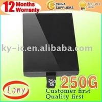 For xbox360 Hard Driver slim disk 250GB