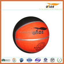Mini Rubber Basketballs For Children