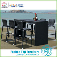 new high chair high table bar furniture for sale set