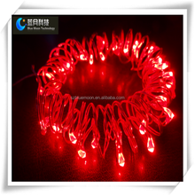 Low voltage mini battery operated christmas light bulb covers