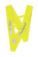 Factory Direct Sale High Visibility V-shape Child Clothes
