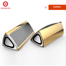 Sinoband top selling gadgets 10W bluetooth 4.0 speaker car wireless subwoofer speakers sound systems