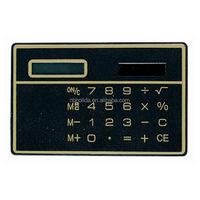 Calculator wholesale, card calculator solar / HLD-807