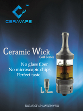 tar free totally wicked newest electronic cig cartridges/atomizer/vaporizer/tank/ceramic tank/e-cig/no cotton pure taste/al