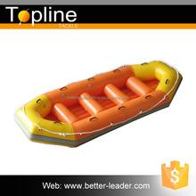 ماكس شخص 12 التجارية للنفخ قارب صيد اليخوت من الألياف الزجاجية