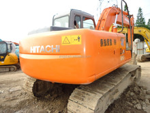 New arrival HITACHI ZX120 Excavator in shanghai high quality excavator Hitachi Brand ex200 ex300 ex350 ex450 zx200 zx60models
