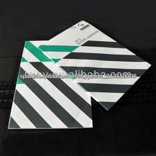 catálogo de productos de impresión