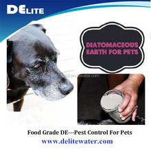 DElite Organic 300G/Bottle Diatomaceous Earth(D.E.) Powder Natural Pest Control For Organic Growing