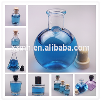 50-300ml Essential oil reed diffuser wholesale/aroma glass bottle for aromatherapy